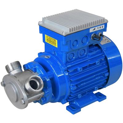 Flexible Impeller Pump