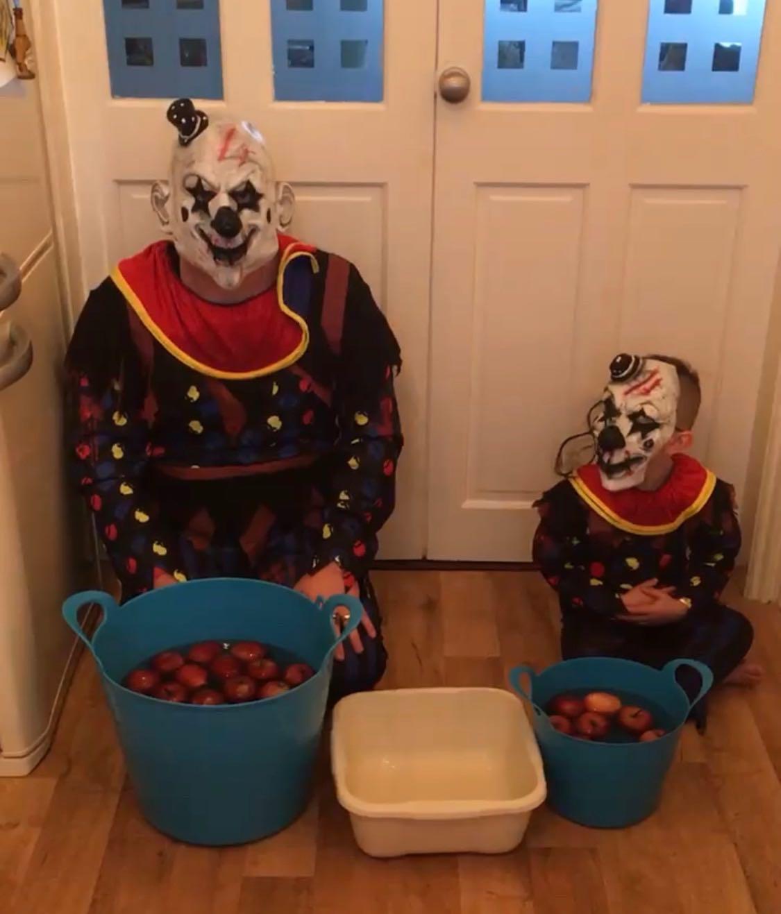 Ed's Halloween challenge