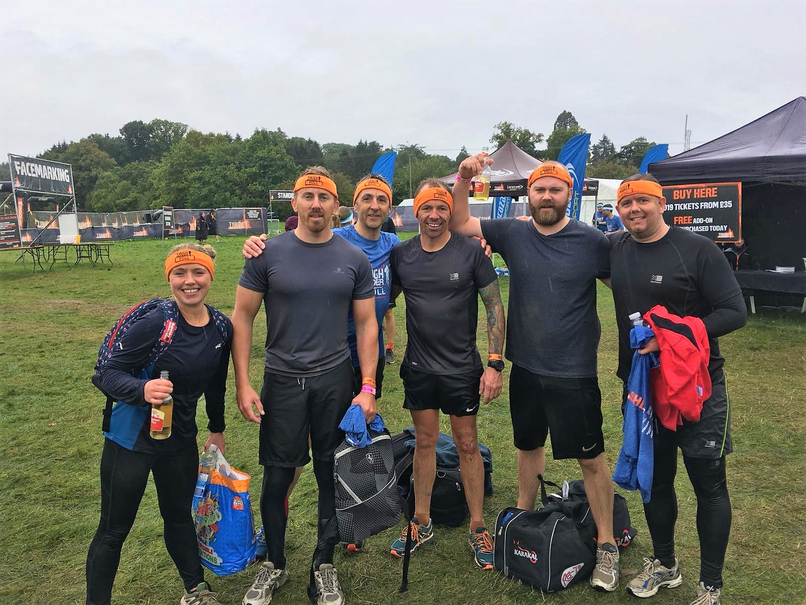 TS Group Tough Mudder