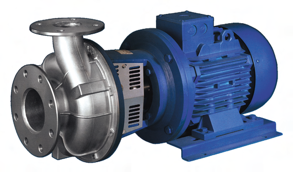 Close Coupled Centrifugal Pump